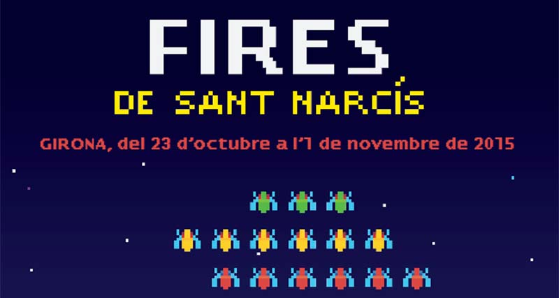 Fira Sant Narcis 2015