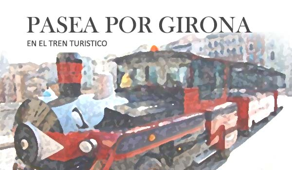 tren turistico girona- Hostal Fabrellas